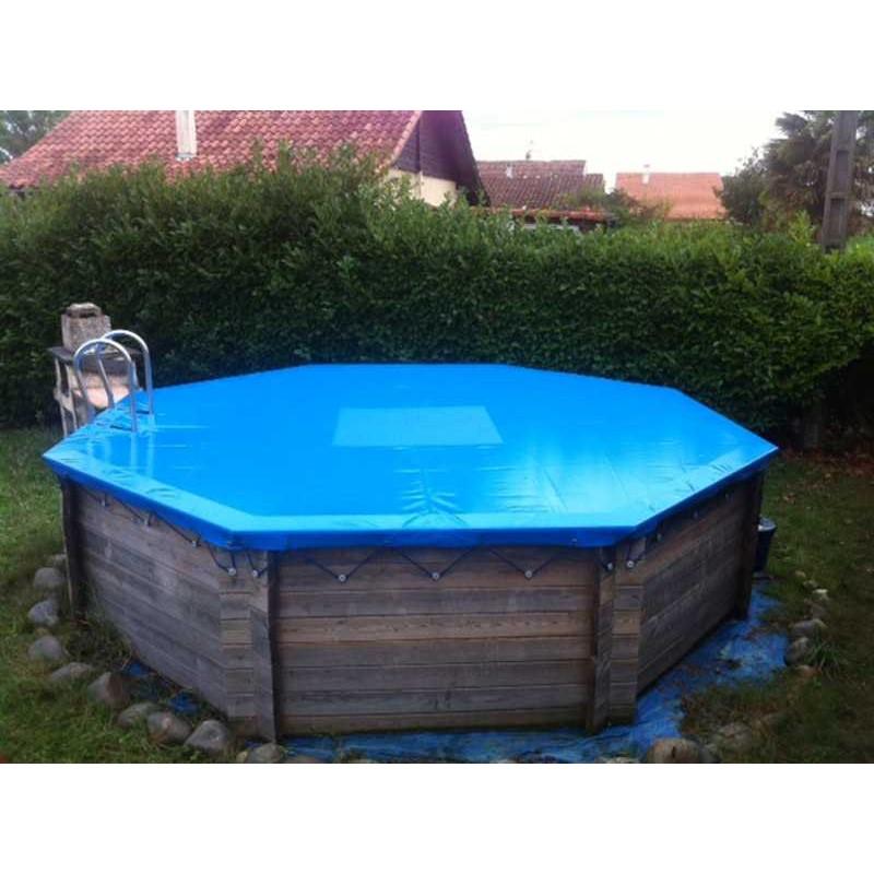 Filet d'hivernage sur mesure pour piscine B.filethivernage.piscine  Bâches pour piscine