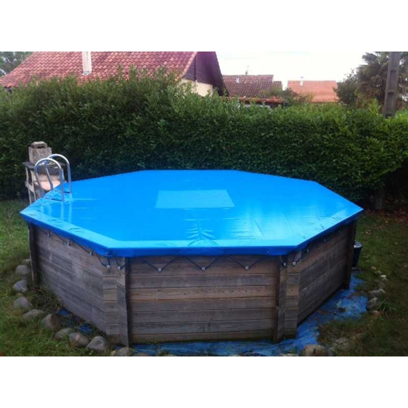 filet d 39 hivernage sur mesure pour piscine. Black Bedroom Furniture Sets. Home Design Ideas