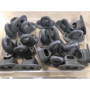 Tourniquet plastique pour oeillet TIR ovale - Accessoires pour bâches