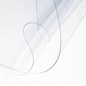 Bâche plate transparente ignifugée plate-transparente-ignifugée  Bâches avec ourlets et oeillets