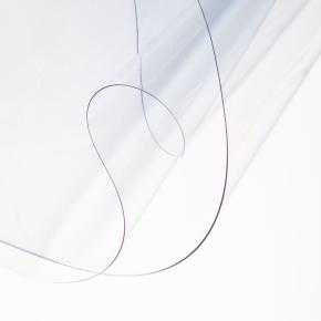 Bâche transparente ignifuge coupe-transparent  Bâches au mètre linéaire