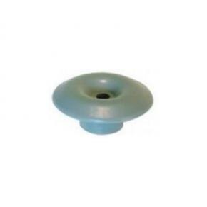 Crochet poulie champignon gris 38 mm - Accessoires pour bâches